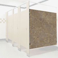 Solid Phenolic Toilet Compartment Panel