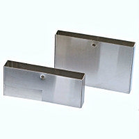 AMPCO Stainless Steel Pilaster Shoe
