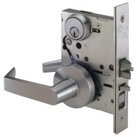 PDQ MR Series Heavy Duty Mortise Grade 1 Lever