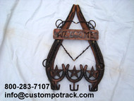 Quail Creek Copper Coat Rack Hanger