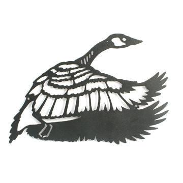 flying goose shadow