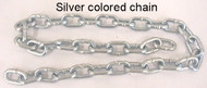 Silver Colored Chain