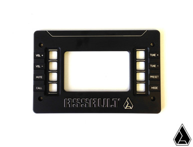 Assault Industries Polaris Slingshot Media Console Plate