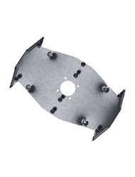 Finger Mounting Plate w/ PEM Studs (BP-22-12)