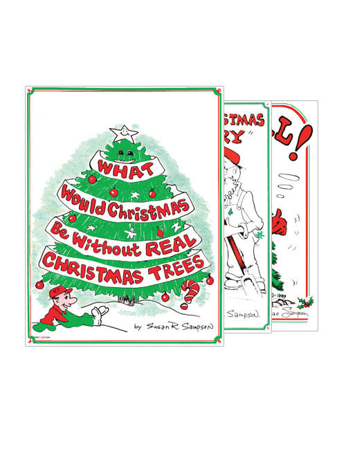 Christmas Assorted Coloring Books (CB-AS)