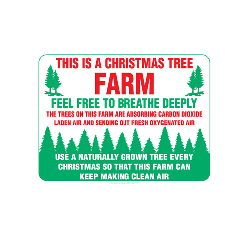 This is a Christmas Tree Farm Sign (JB-104)