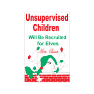 Unsupervised Children Sign (JB-109)