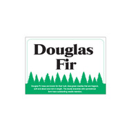 Species Sign - Douglas Fir (JB-SP-4)