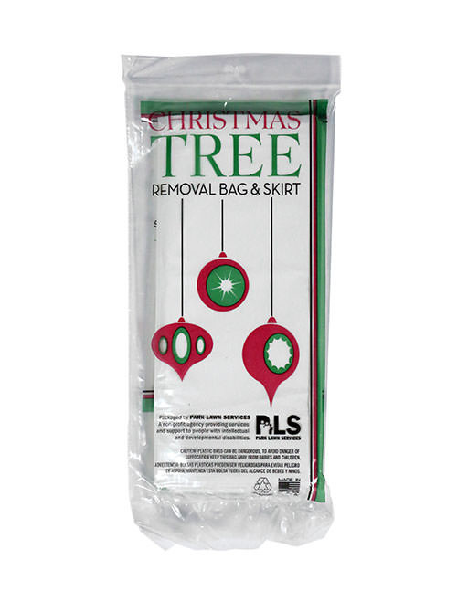 Tree Removal Bags & Skirts - 50 White Pack (RB-201W)