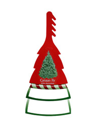 Species Tree Zap Tags - Canaan Fir (TT-706-CF)