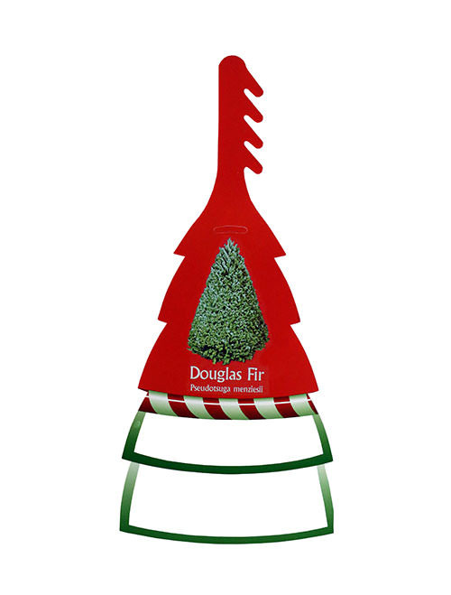 Species Tree Zap Tags - Douglas Fir (TT-706-DF)