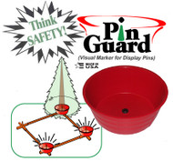 Pin Guard Visual Marker for Display Pins (WF-PG)