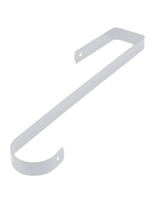 Wreath Hangers - White Finish (WH-12WH)