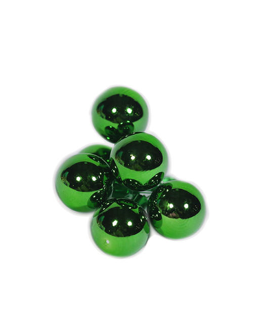 Glass Balls 35mm - Green (WS-GBL-GR)