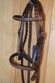 Horze Harrison English Bridle Padded and Fancy Stitching