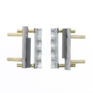 Aluminum Oxide Cylinder Hone Stone - SN-302AX