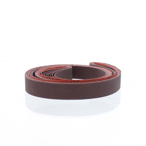 "1"" x 115"" - 320 Grit - Aluminum Oxide Belts - FI-90"