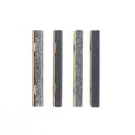 "Stone & Wiper Set, Stone Set, 80-grit, 2.75"" - 3.75"" - RSI-15680"