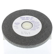 "6"" x 1/2"" x 1-1/4"" Medium Grade General Purpose Grinding Wheels - K-964"