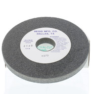 "6"" x 1/2"" x 1-1/4"" Fine Grade General Purpose Grinding Wheels - K-970"