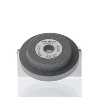 "4"" X 1"" X 5/8"" - Offset - 100 Grit Valve Refacer Wheel K-630"