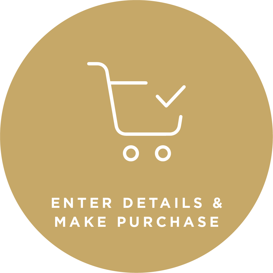 Enter details and make purchase