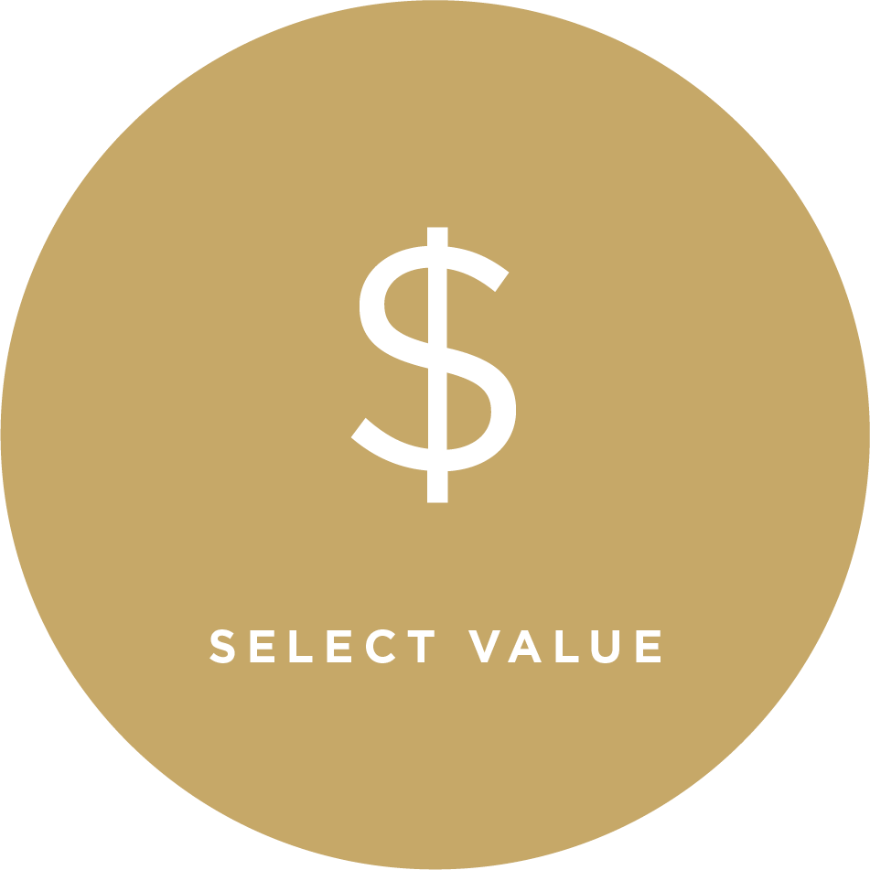Select value
