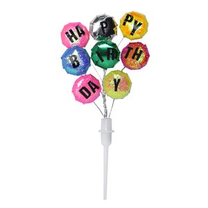PARTY 氣球生日插牌