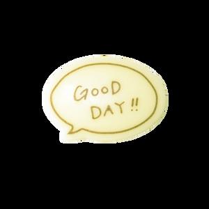 對話框朱古力牌(Good Day)