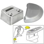 Tecnoseal Anode Kit w\/Hardware - Volvo SX - Aluminum