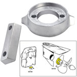 Tecnoseal Anode Kit w\/Hardware - Volvo 290 - Magnesium