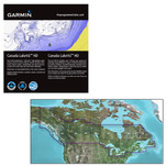 Garmin Canada LakeV HD - microSD\/SD f\/GPSMAP, Montana & Oregon Handhelds