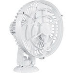 """Caframo Kona 817 12V 3-Speed 7"""" Weatherproof Fan - White"""