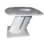"Scanstrut 10"" Aluminum PowerTower f\/2kW\/4kW Raymarine; Garmin & Navico 3G\/4G Radomes"