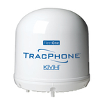 KVH TracPhone Fleet One Compact Dome w\/10M Cable