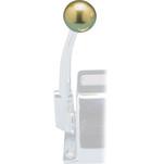 Rupp Control Knob Gold For Morse Controls (3\/8-24 Thread)