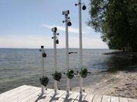 "Great Lakes Planers Mini Mast Planer 38"""