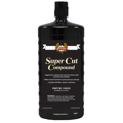Presta Super Cut Compound - 32oz