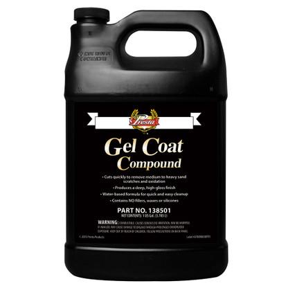 Presta Gel Coat Compound - 1-Gallon