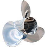 "Turning Point Express Mach3 Right Hand Stainless Steel Propeller - E1-1012 - 10.75"" x 12"" - 3-Blade"