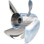 "Turning Point Express Mach4 Left Hand Stainless Steel Propeller - EX1\/EX2-1423-4L - 4-Blade - 13"" x 23"""