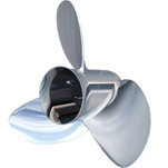 "Turning Point Express Mach3 Left Hand Stainless Steel Propeller - OS-1613-L - 3-Blade - 15.625"" x 13"""