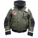 First Watch AB-1100 Pro Bomber Jacket - Small - Green