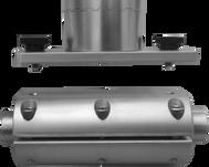 Cisco Thumbscrew Rail Mount for Single Rod Holder