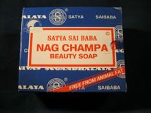 Nag Champa Beauty Soap 150 Gram- Satya Sai Baba Brand