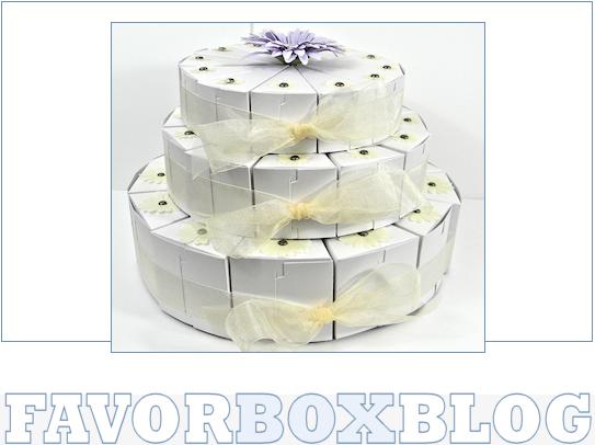 Centerpiece Cake Boxes