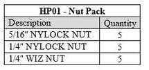 Nut Pack