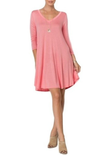 Casual Tunic Dress