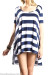 Navy Striped Tunic