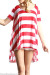 Red Striped Tunic